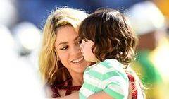 Shakira urodzi drugiego chłopca