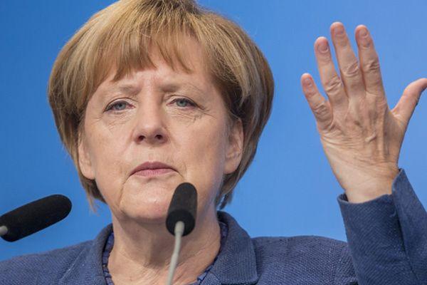 Kanclerz Angela Merkel ma dążyć do pojednania z Rosją - tak uważają niemieckie media