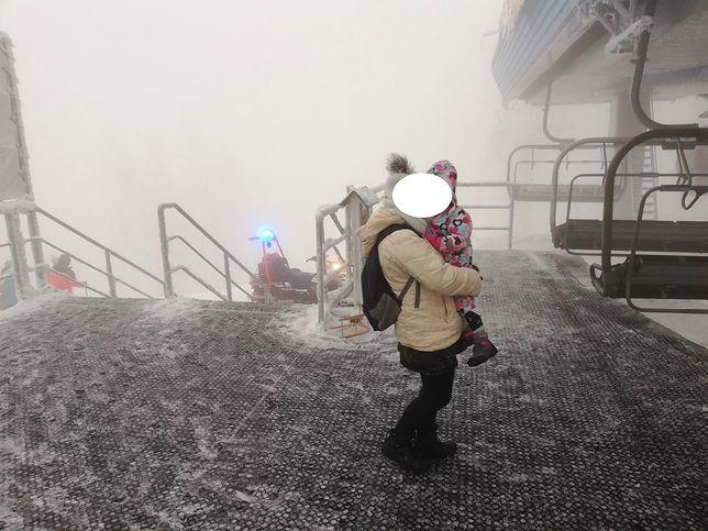 35-latka poszła w góry z 2-letnim dzieckiem. Na ratunek przybyli Słowacy