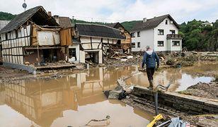 Niemcy. Przerażające zdjęcia. Tak zmienił się krajobraz Altenahr po powodzi