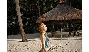 Karolina Pisarek całuje nowego chłopaka na Filipinach! Pasuje do niej bardziej niż Damian Kordas?