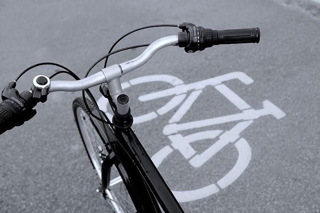 W Rudzie Śląskiej powstała nowa przestrzeń dla rowerzystów i pieszych.