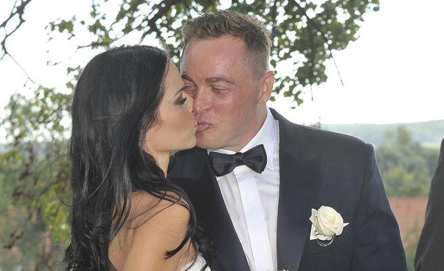 Paulina Sykut i Piotr Jeżyna pobrali się w 2011 r. Chcą odnowić przysięgę