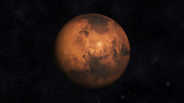 Mars najbliżej Ziemi od 15 lat.