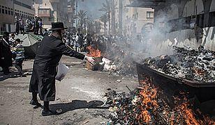 Żydzi szykują się do święta Paschy