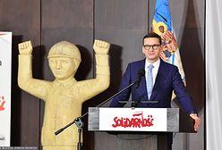 """Premier w Sali BHP: """"Potrzebne nowe porozumienie"""". Odczytano też list od Kaczyńskiego"""