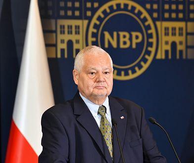 """Jarosław Gowin o prezesie NBP. """"To przedstawiciel obozu rządowego"""""""