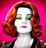 Helena Bonham Carter pomaga Kopciuszkowi