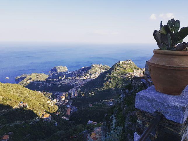 Taormina i Castelmola. Perły Sycylii z nutą erotyki