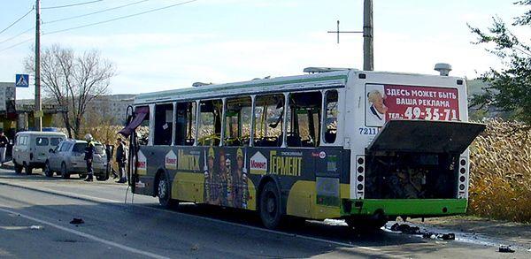 Rosja: eksplozja w autobusie w Wołgogradzie. Zginęło co najmniej sześć osób