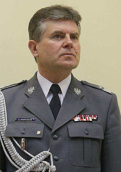 Zastępca komendanta głównego policji podał się do dymisji