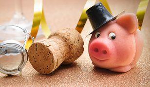 Marcepanowa świnka
