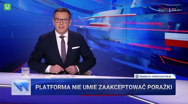 """""""Wiadomości"""" pokazały rzekomą stronniczość TVN na przykładzie Andrzeja Morozowskiego"""