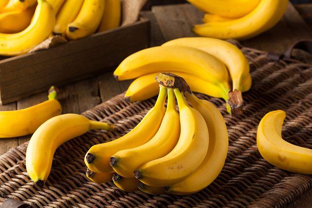 Czy czarne końcówki bananów są niezdrowe?