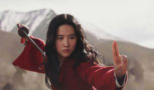 """Kadr z filmu """"Mulan"""""""