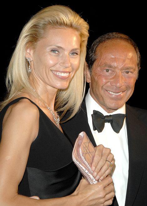 Anna Anka i Paul Anka, Nowy Jork, 2008