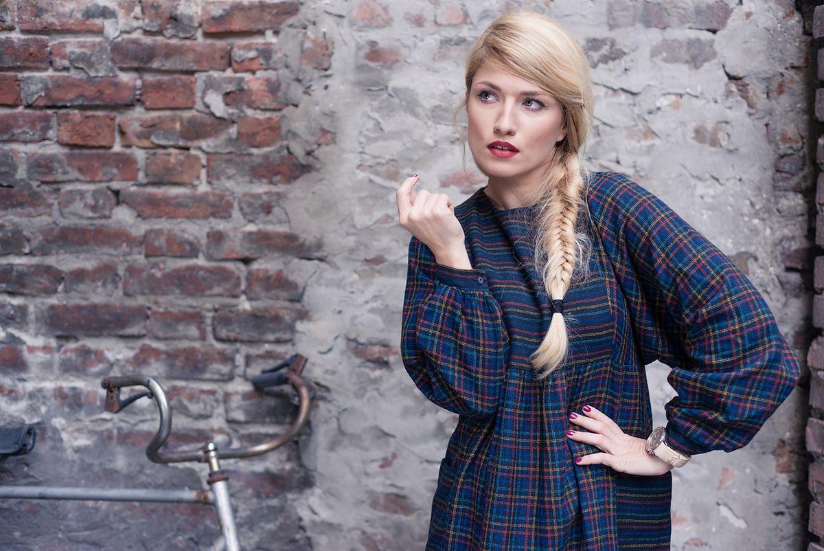 Sukienki vintage na jesień - modniejsze niż zwykle