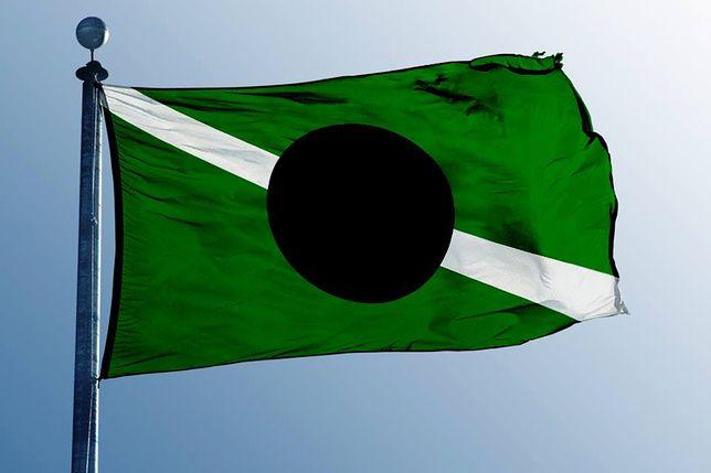 Flaga królestwa Kabuto