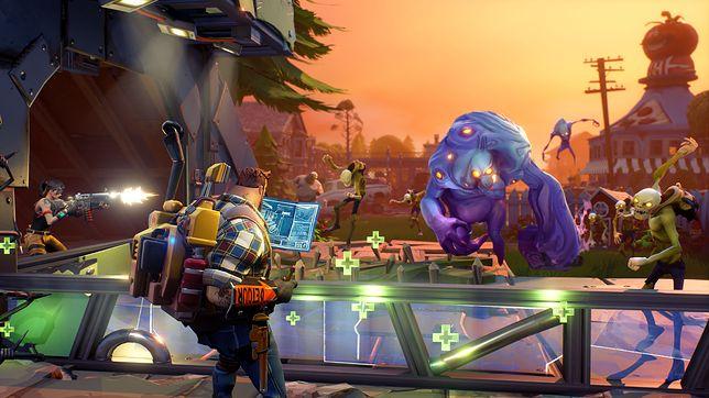 Fortnite jest jedną z najpopularniejszych w historii gier sieciowych z gatunku survivalu i battle royale