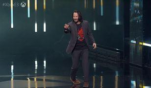 """Keanu Reeves zapowiada datę premiery """"Cyberpunk 2077"""""""