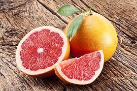 Grejpfrut - kalorie, wartości odżywcze, właściwości lecznicze, zastosowanie