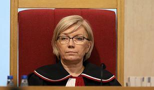 Prezesem Trybunału Konstytucyjnego od grudnia 2016 r. jest Julia Przyłębska