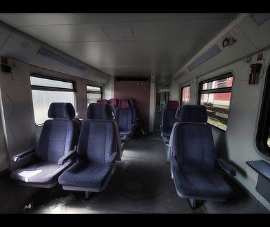 Koronawirus w Polsce. Pasażer pociągu z podejrzanymi objawami