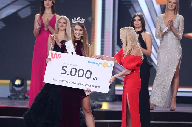 Miss Polski WP 2019 została Anita Sobótka