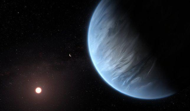 Nowa superziemia jest jedną z najdalszych znanych egzoplanet