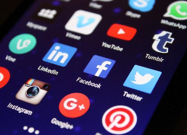 Media społecznościowe - zdjęcie poglądowe