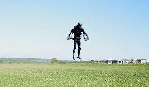 Zbudował kostium Iron Mana, którym naprawdę można latać. I pobił w nim rekord prędkości