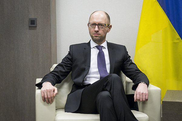 Biden i Jaceniuk rozmawiali o kryzysie na wschodzie Ukrainy