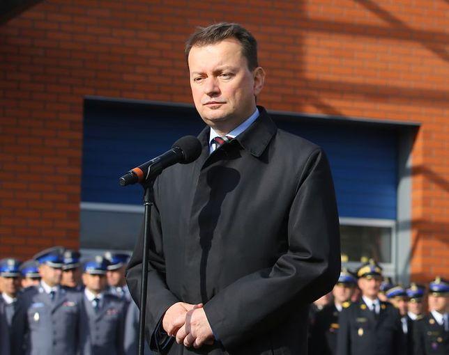Resort Mariusza Błaszczaka kontrolował Fundację Otwarty Dialog. Nic nie znalazł