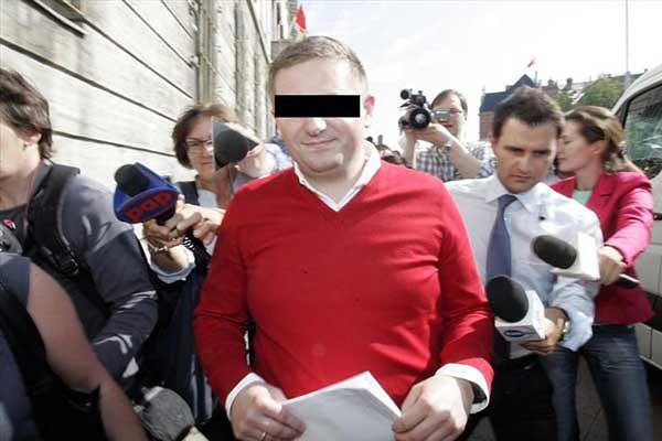 Marcin P. odbywał areszt w ośrodku wczasowym