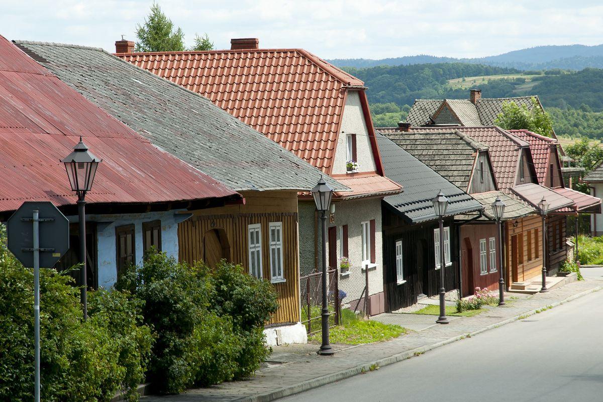 Lanckorona to jedna z najpiękniejszych wsi w Polsce