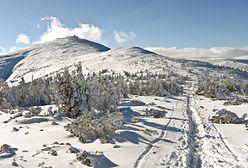 Zakaz wstępu na Śnieżkę. Powodem porywisty wiatr