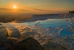 Pamukkale - raj na dwóch kontynentach