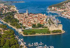Trogir - jedna z pereł Adriatyku