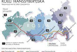 Kolej Transsyberyjska - najdłuższa kolej na świecie