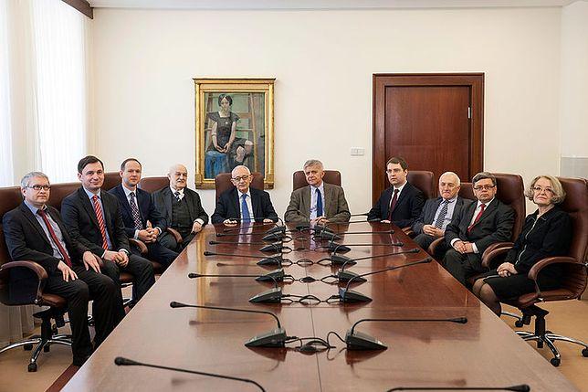 Członkowie Rady Polityki Pieniężnej w 2016 roku