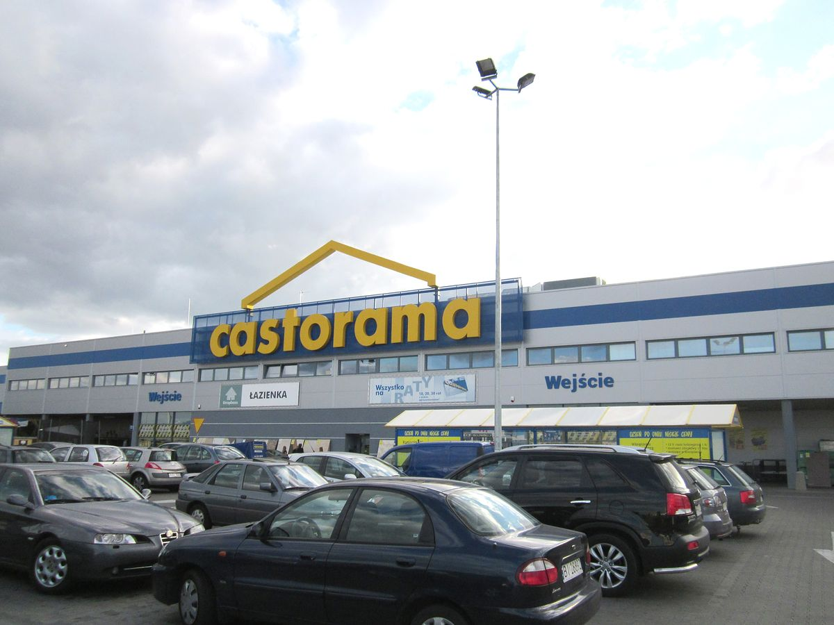 Castorama ma w Polsce prawie 80 hipermarketów