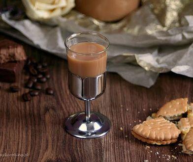 Domowy likier kajmakowy