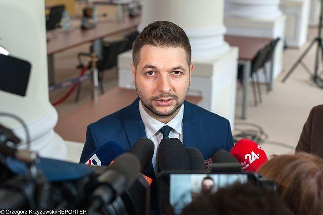 """Patryk Jaki mówił """"ukraińskich"""" zapisach ustawy o IPN"""