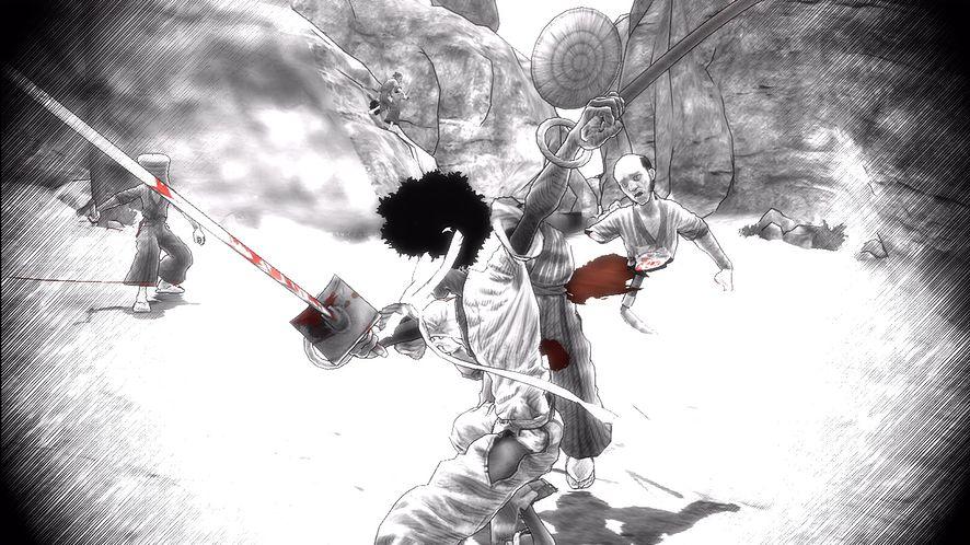 W Afro Samurai będzie 120 kombosów
