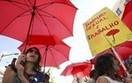 Portugalczycy domagają się lepszych płac