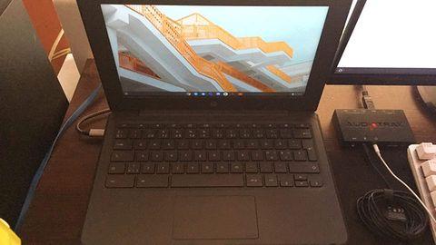 HP Chromebook 11A G6 - dobry laptop do internetu za 400 złotych? Krótka amatorska recenzja