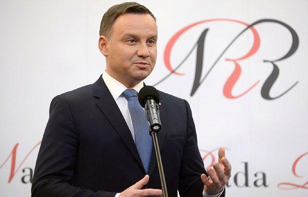 Andrzej Duda o propozycji kompromisu ws. TK: opozycja wyklucza wszelki kompromis