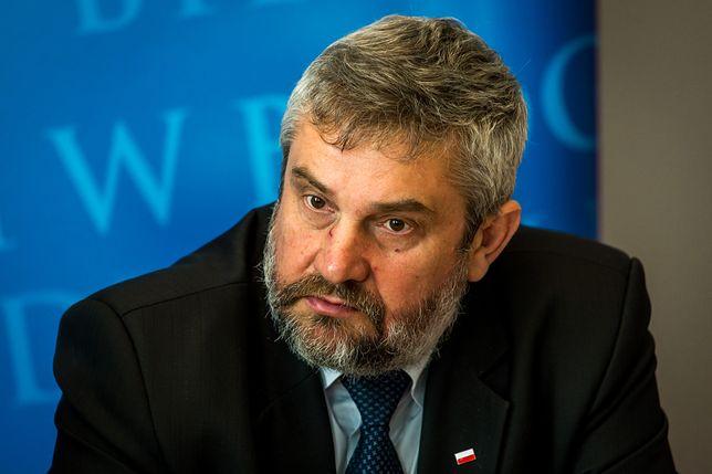 Jan Krzysztof Ardanowski zostanie nowym ministrem rolnictwa