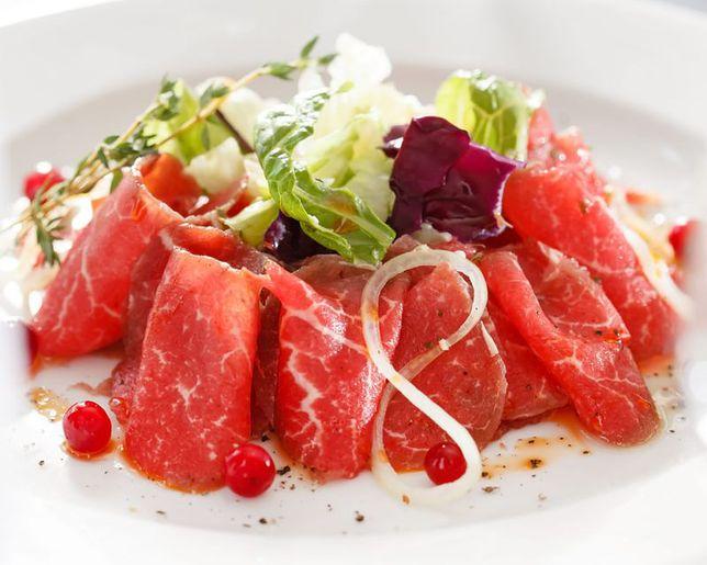 Wołowina na surowo, czyli tatar w roli głównej