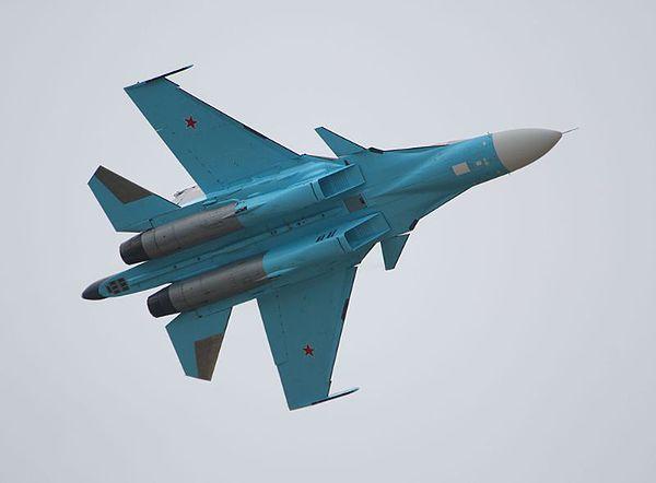 Fotografia ilustracyjna - Su-34